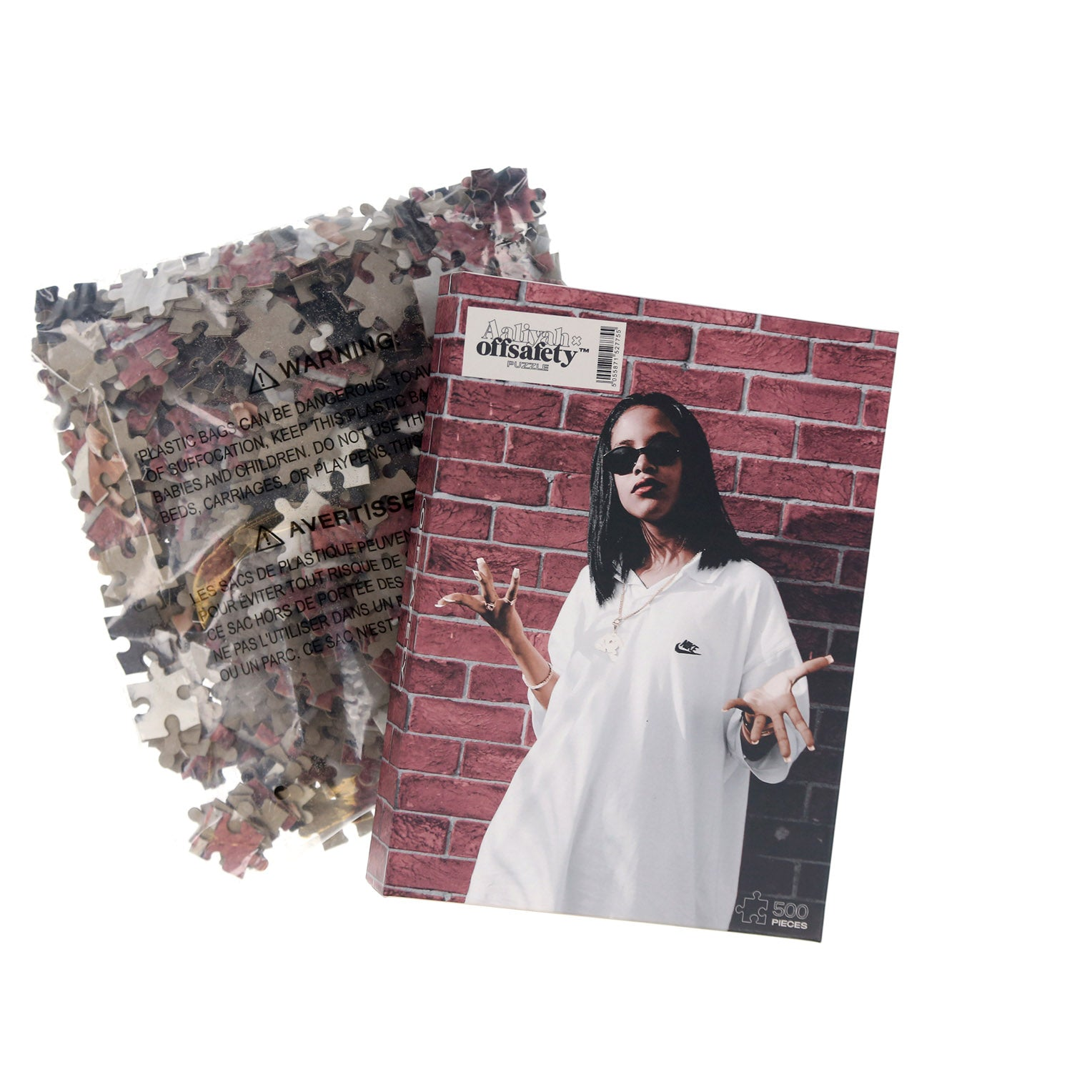 Aaliyah x Offsafety Puzzle Series 1