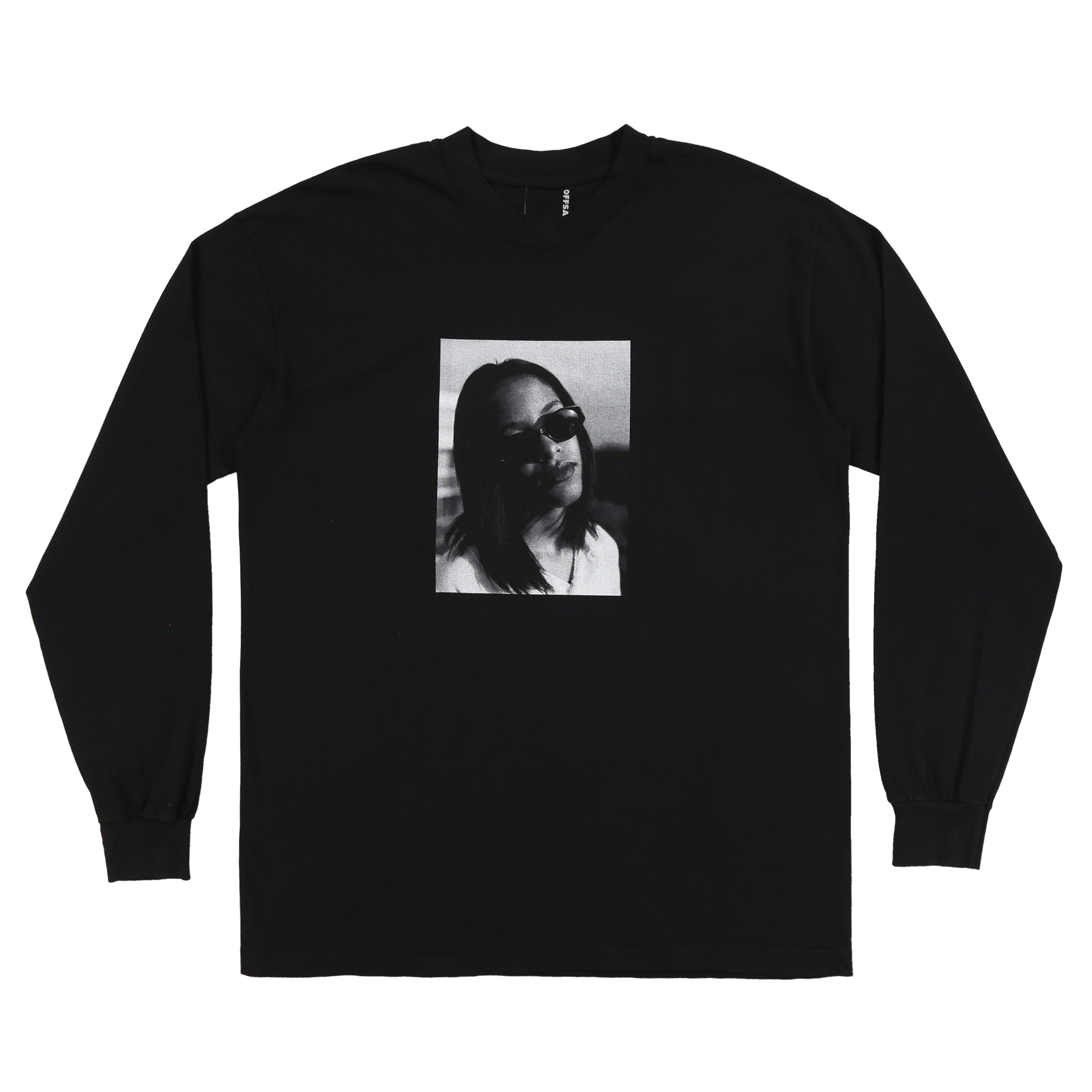 Aaliyah Angel Eyes LS Tee