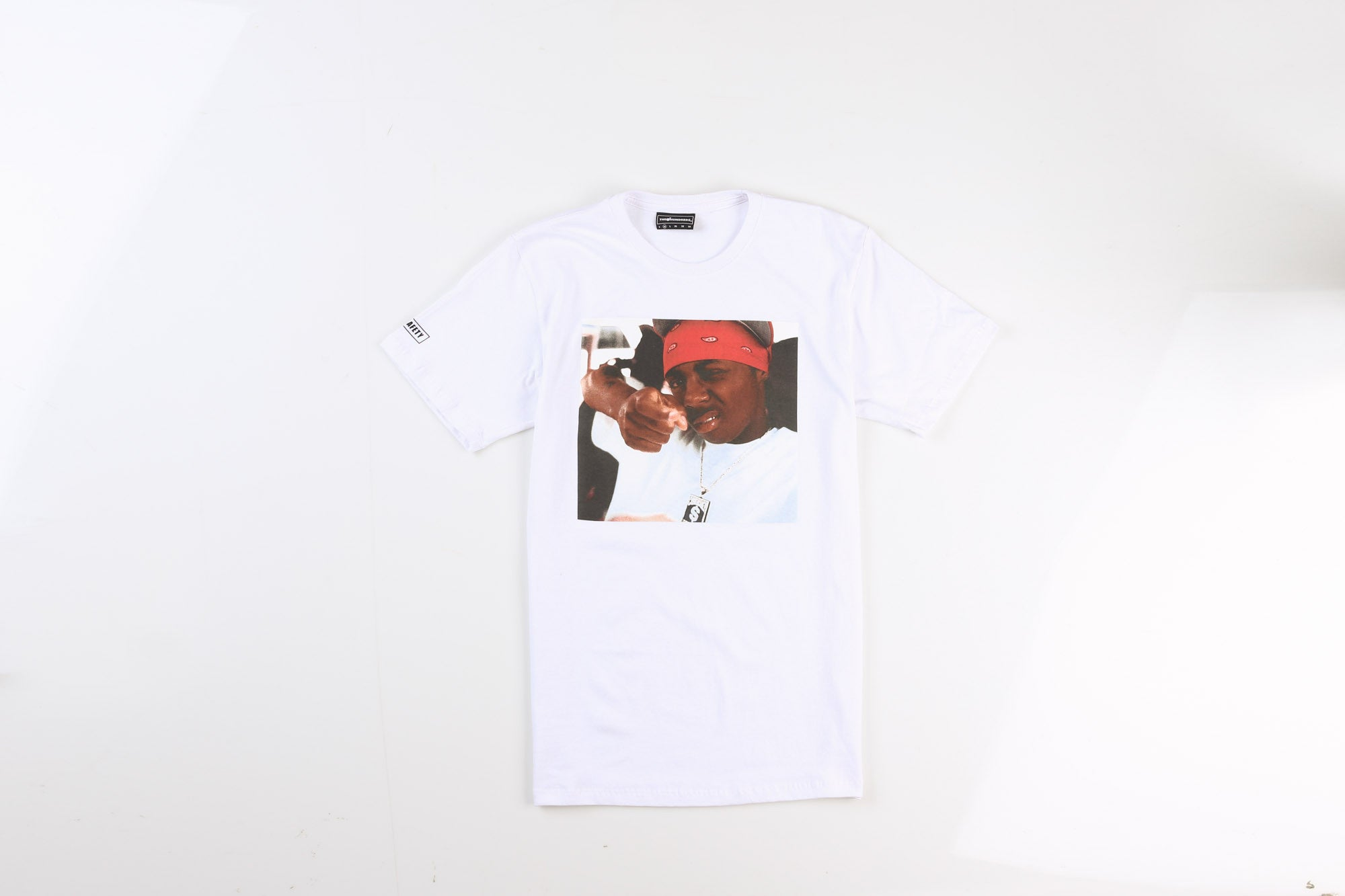 Off Safety Hundreds Tee