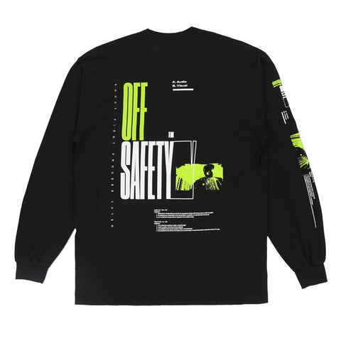Sky's The Limit LS Tee (Black)