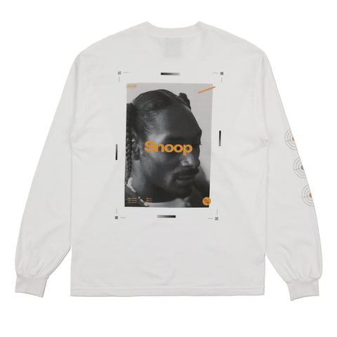 Guide Lines LS Tee (White)