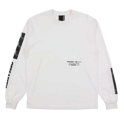 Transform LS Tee (White)