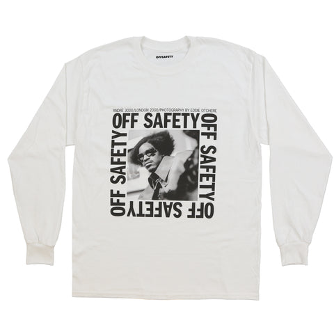 Stacks LS Tee (White)
