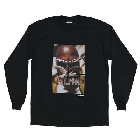 Still Fly LS Tee (Black)