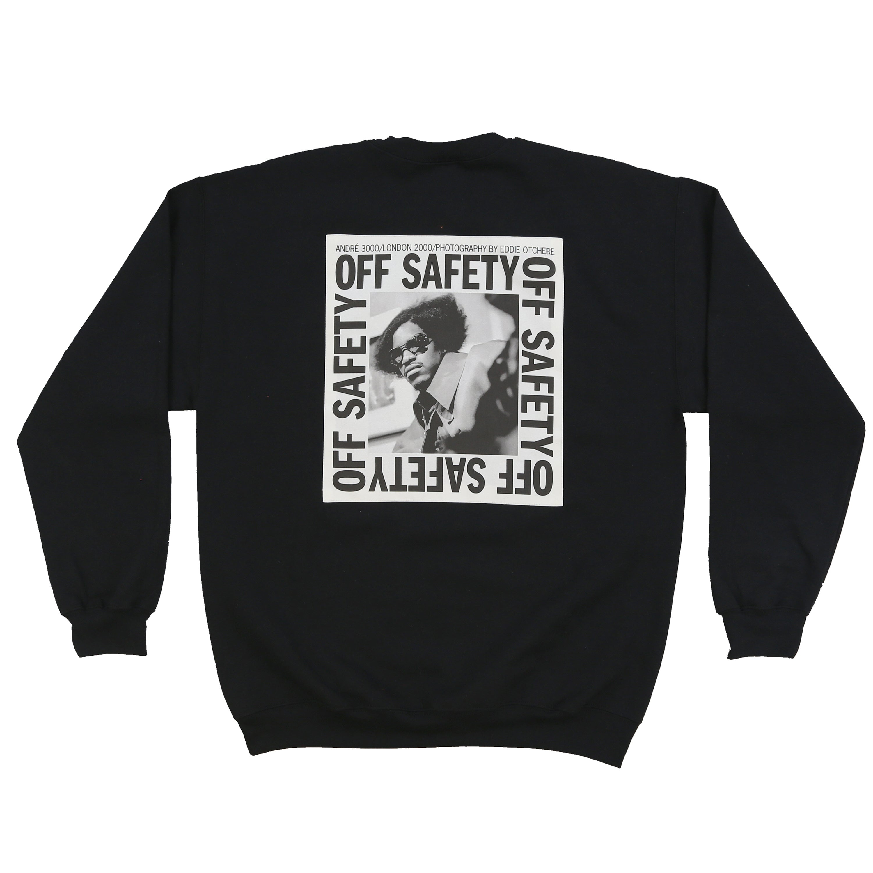 Stacks Crewneck (Black)