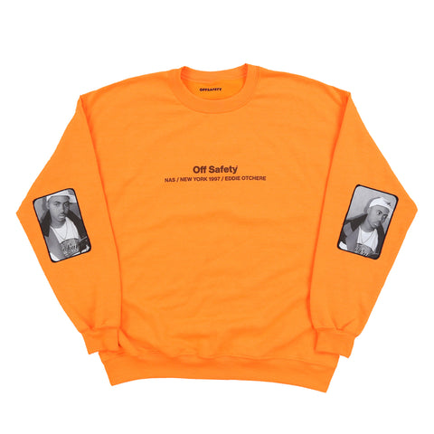 Made You Look Crewneck (Orange)