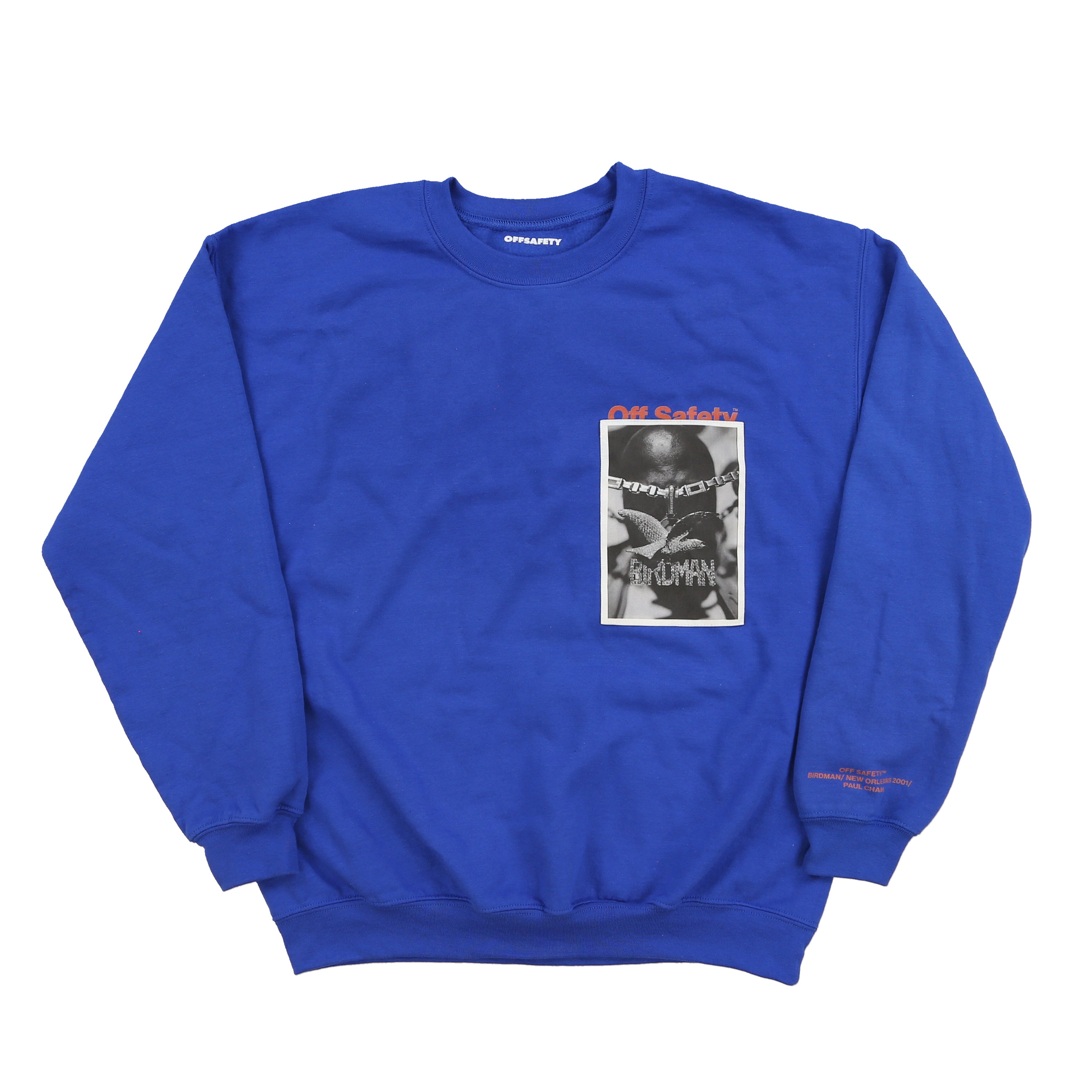 Still Fly Crewneck (Royal)