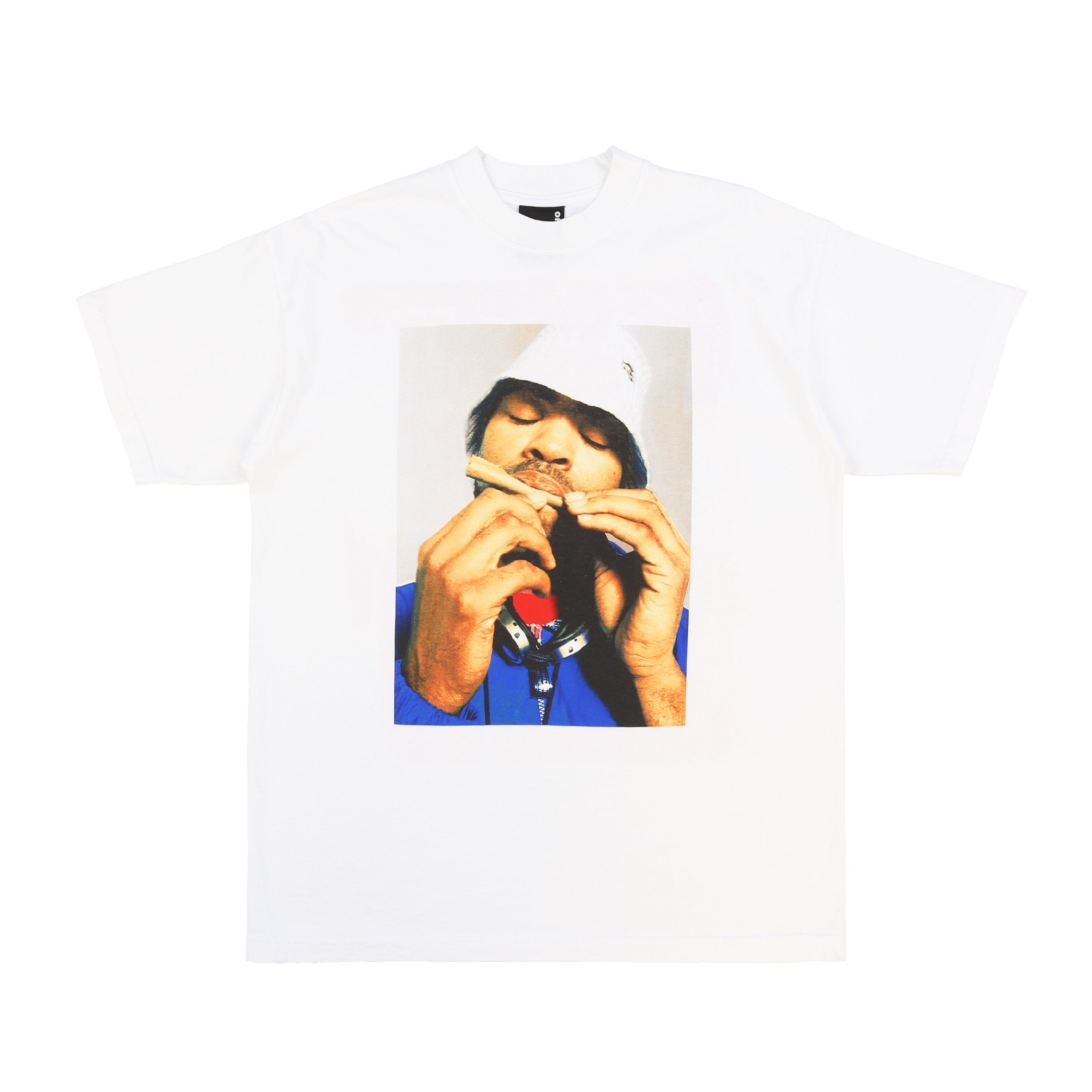 Blunt Wrap Tee (White)