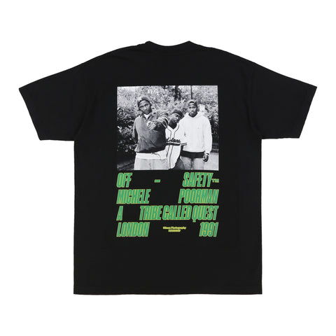 Check the Rhyme Tee (Black)