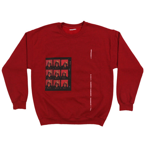 KONY Crewneck (Red)