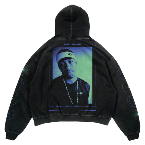 The Icon Hoodie (Blacktop)