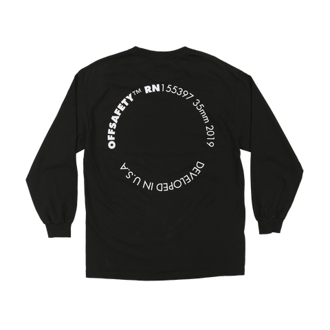 Surrounded LS Tee (Black)