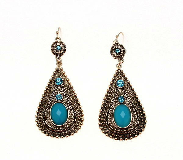 BohoChic Turquoise Earrings
