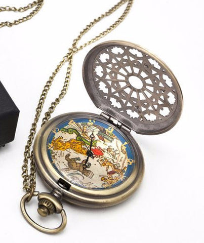 Constellations Pocket Watch