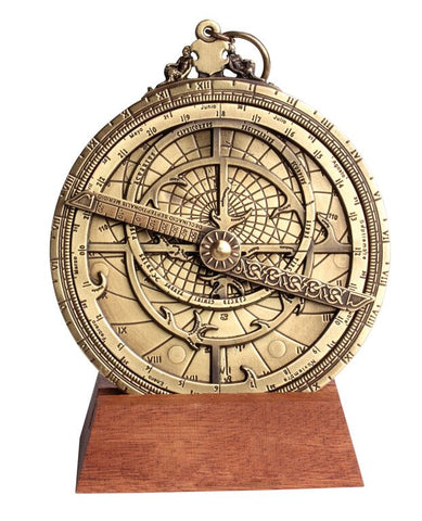 Buy an astrolabe