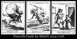 Proverb Figure Cards