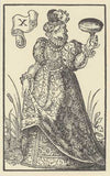 German Playing Cards - Jost Amman