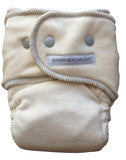 Sustainable Babyish VHLC 2-size diapers