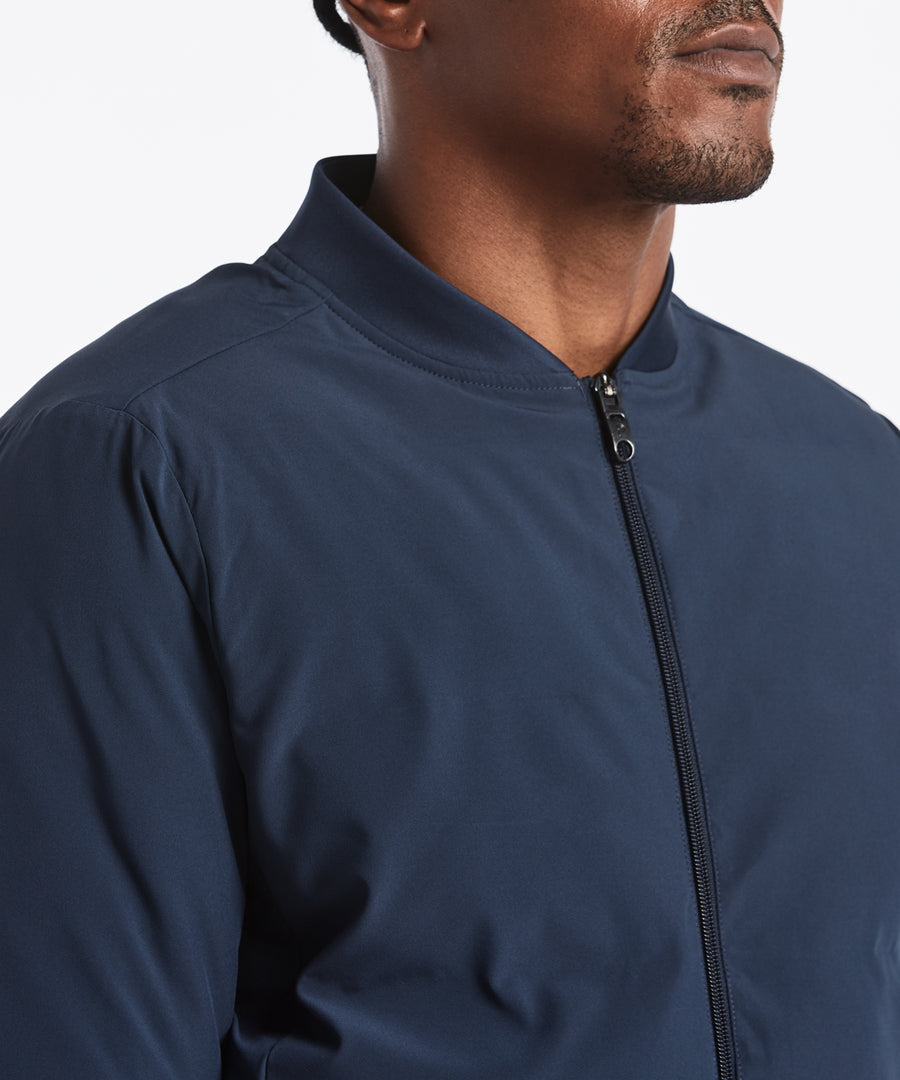 Better Than Down Bomber | Men's Navy