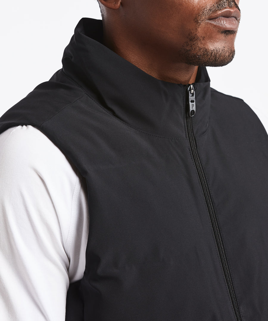 Better Than Down Vest | Men's Black