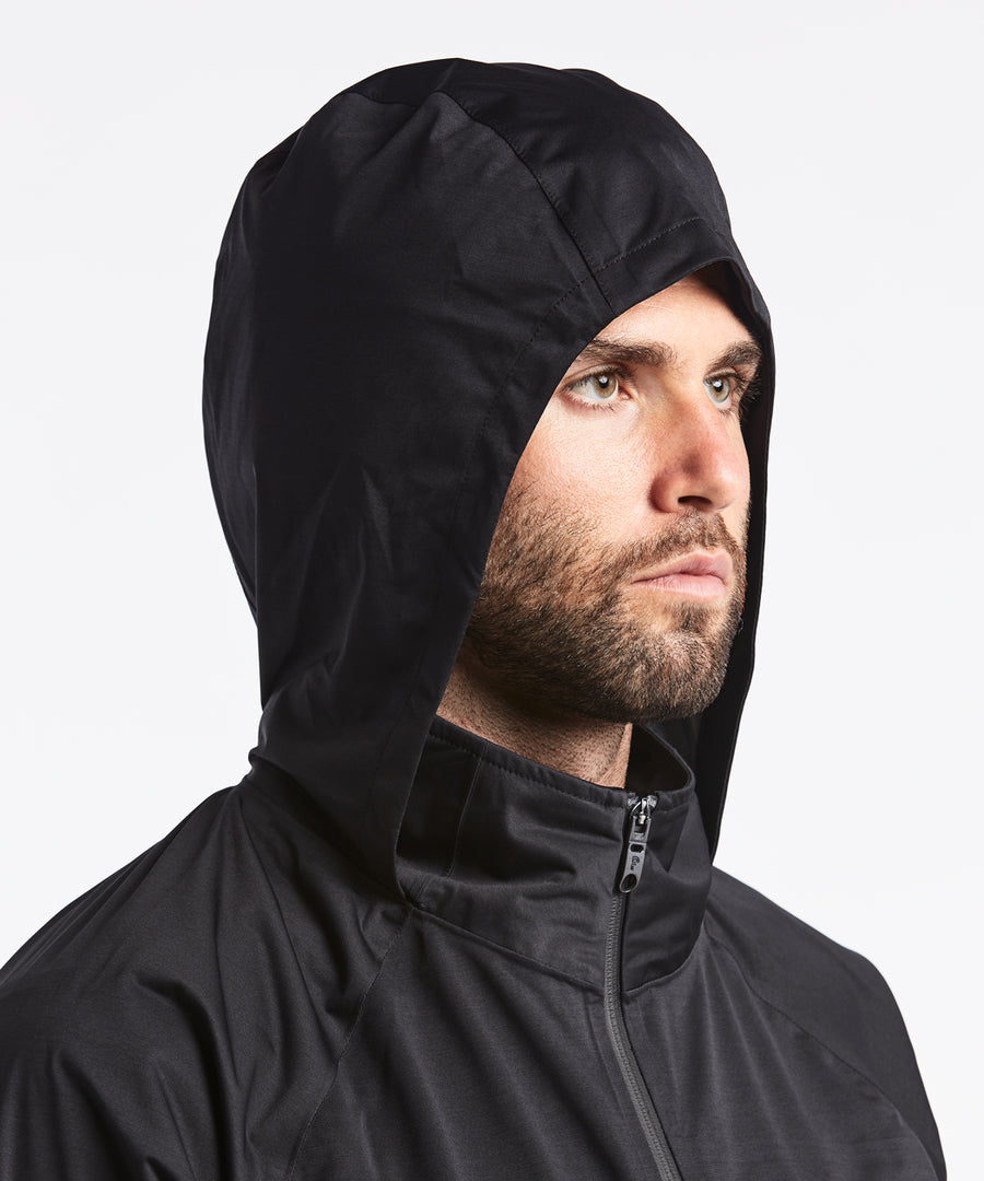Brave The Elements Shell | Men's Black