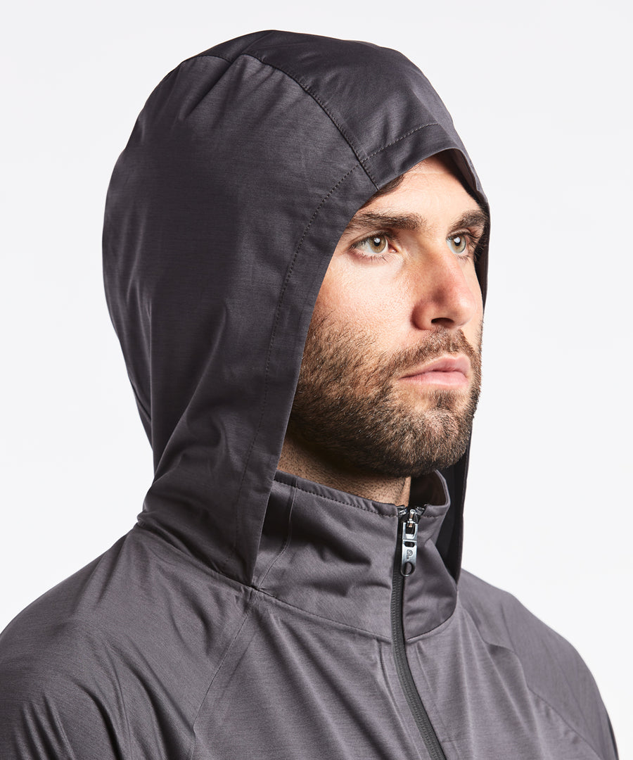 Brave The Elements Shell | Men's Slate