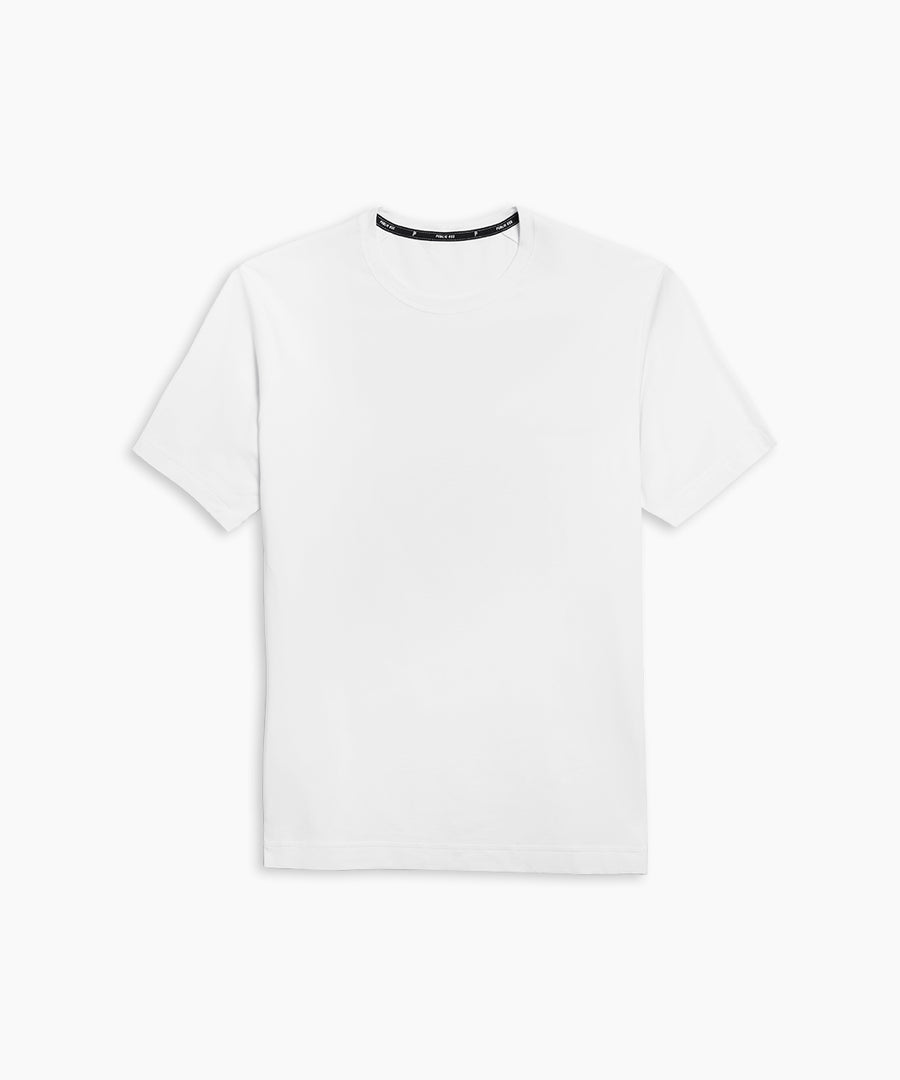 Go-To Crew | Men's White