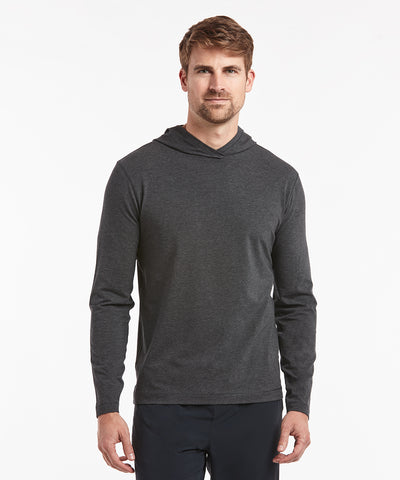 Go-To Hoodie | Men's Heather Charcoal