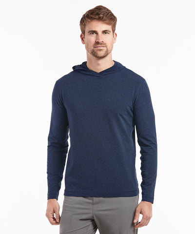 Go-To Hoodie | Men's Heather Navy