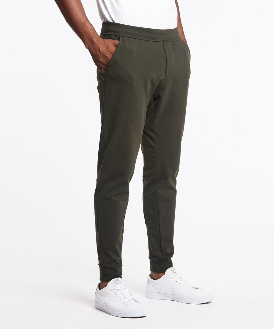 All Day Every Day Jogger | Men's Dark Olive