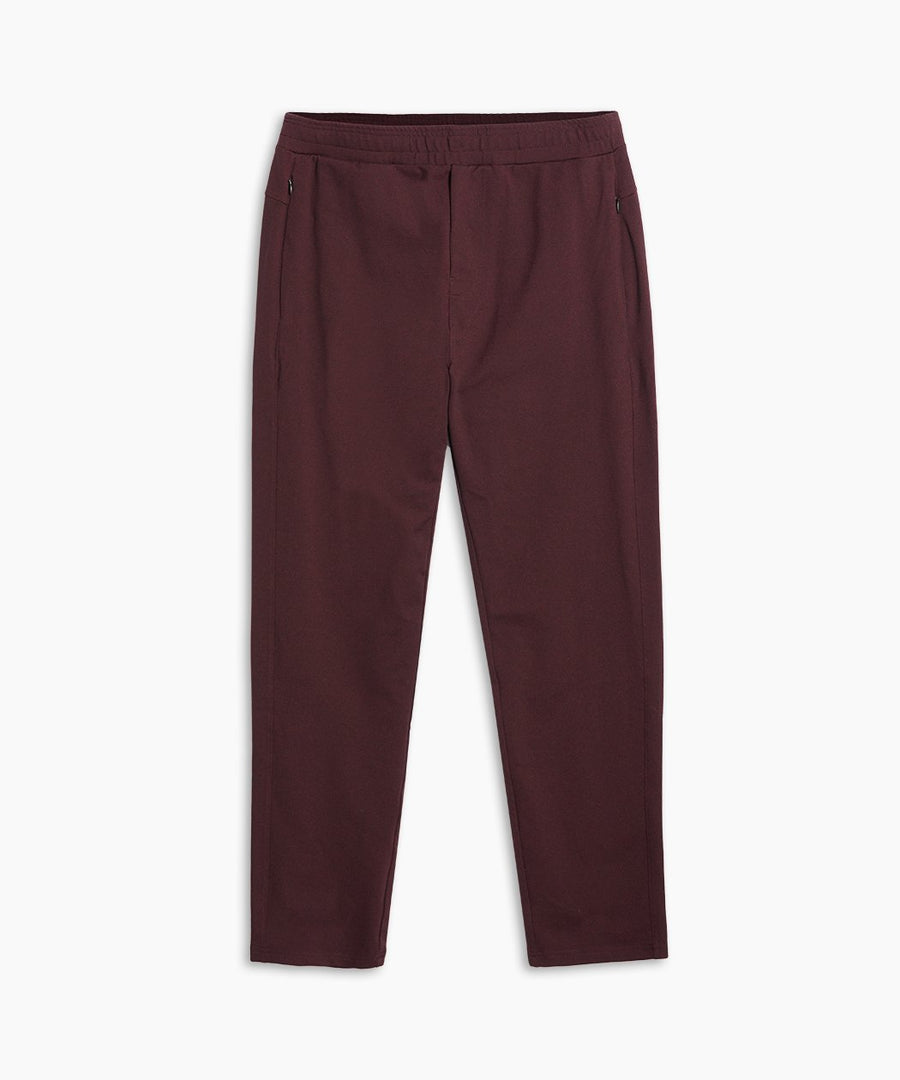All Day Every Day Pant | Men's Heather Burgundy