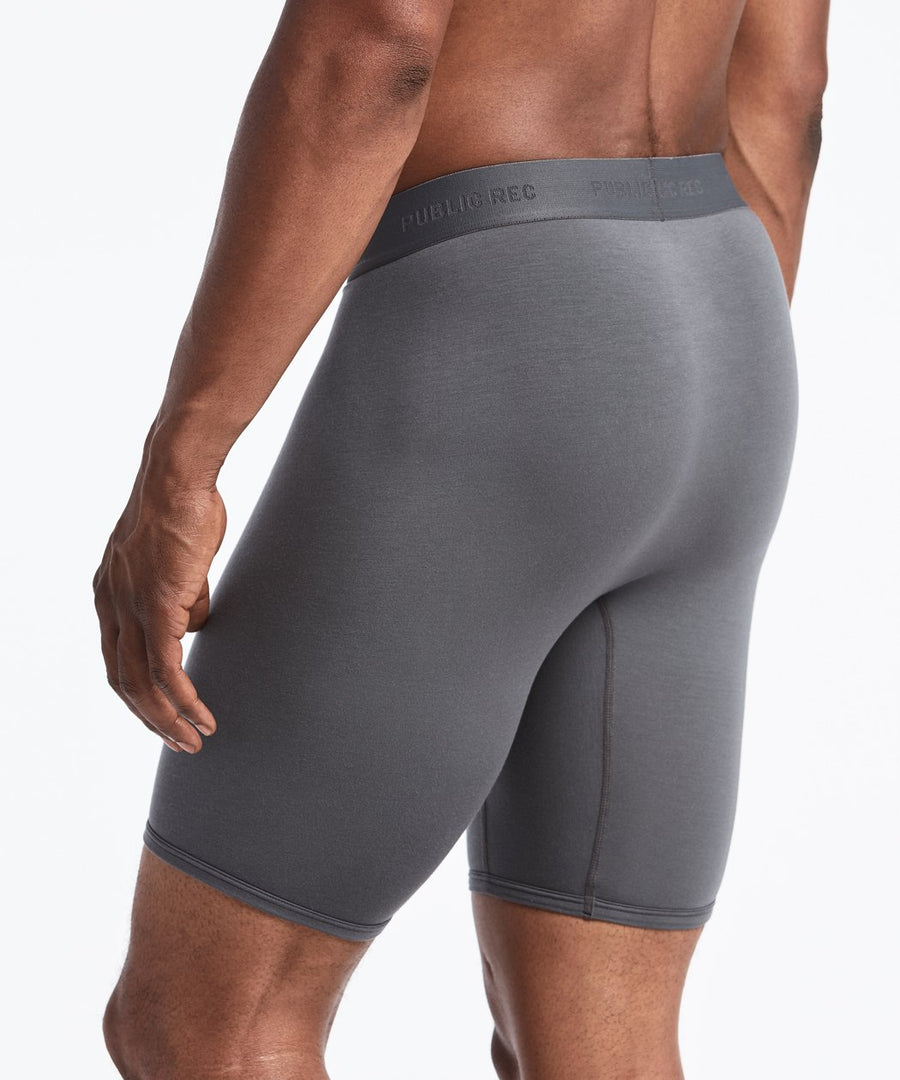 Barely There Boxer Brief | Men's Nickel