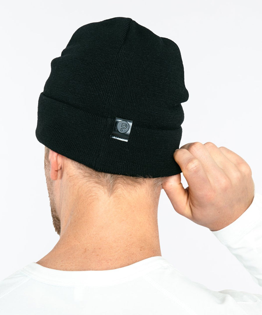 Chill Beanie | Men's Black