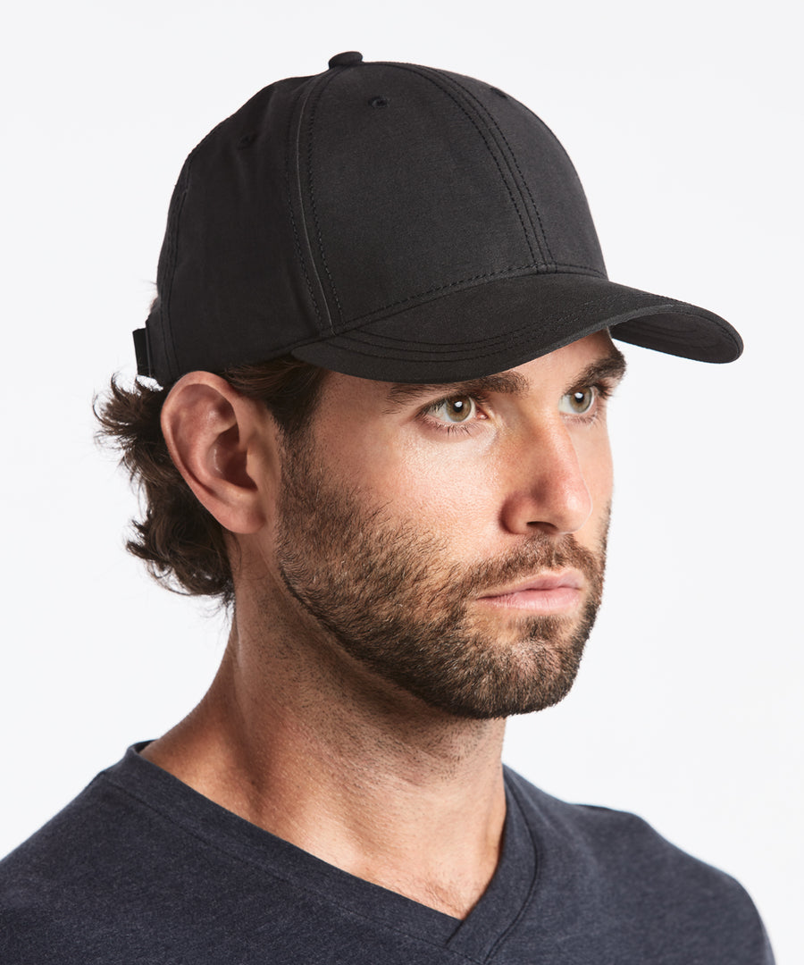 City Cap | Men's Black