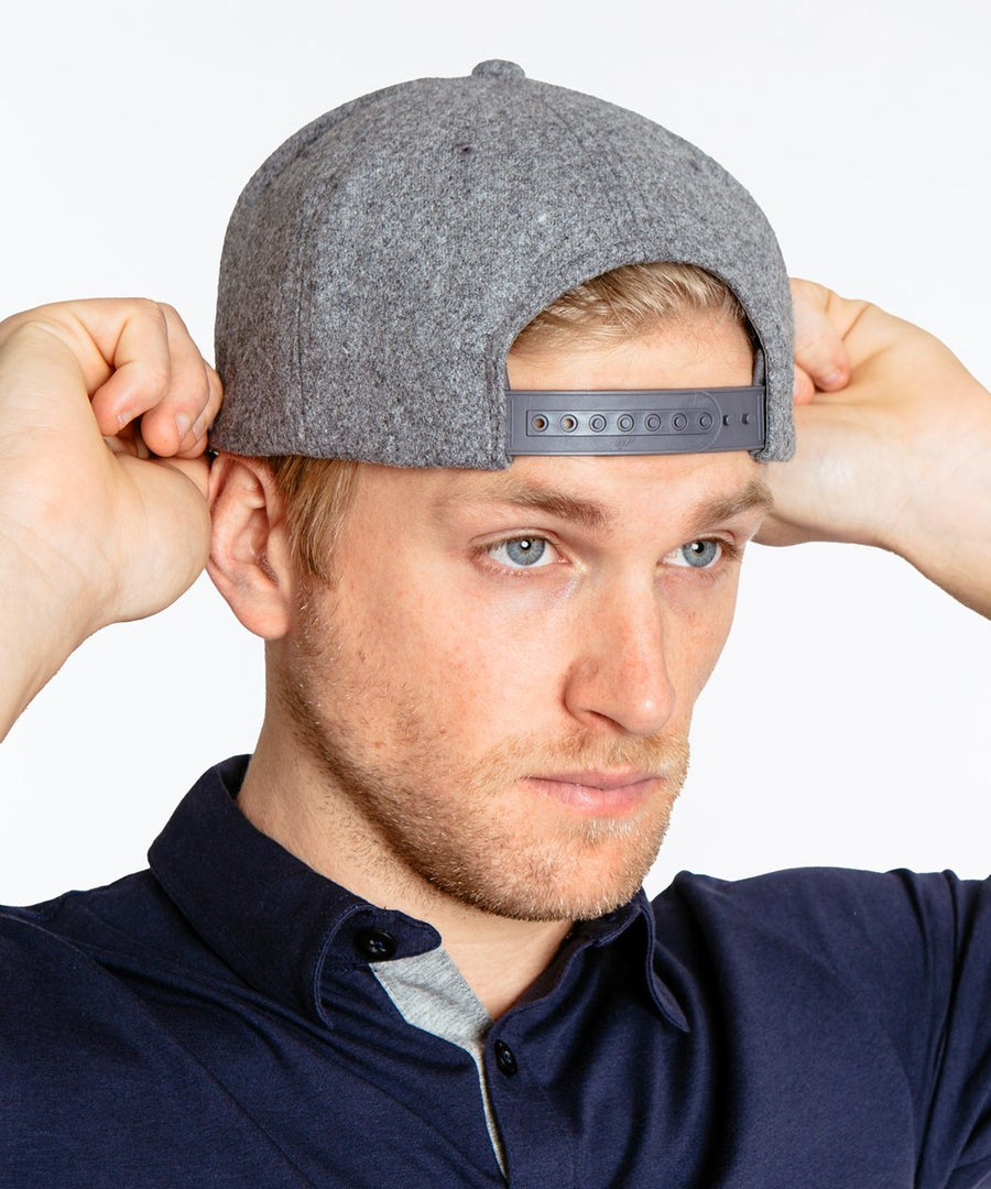 Game Day Cap | Men's Heather Grey