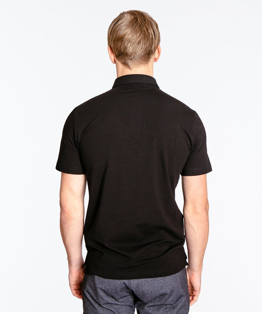 Go-To Polo | Men's Black