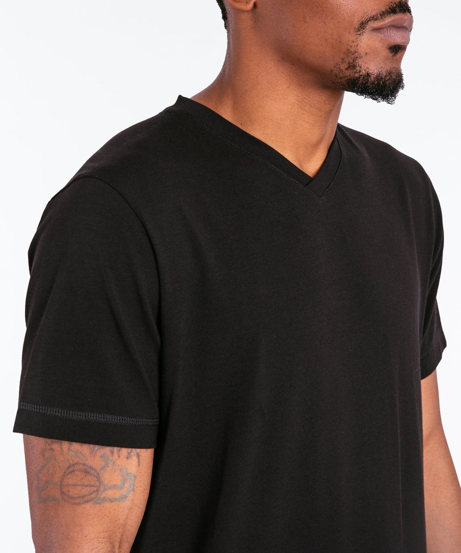 Go-To V | Men's Black