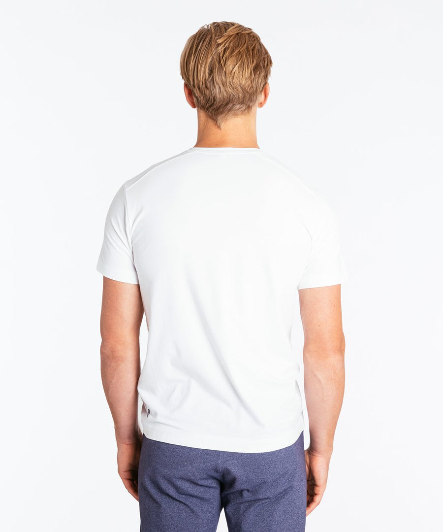 Go-To V | Men's White