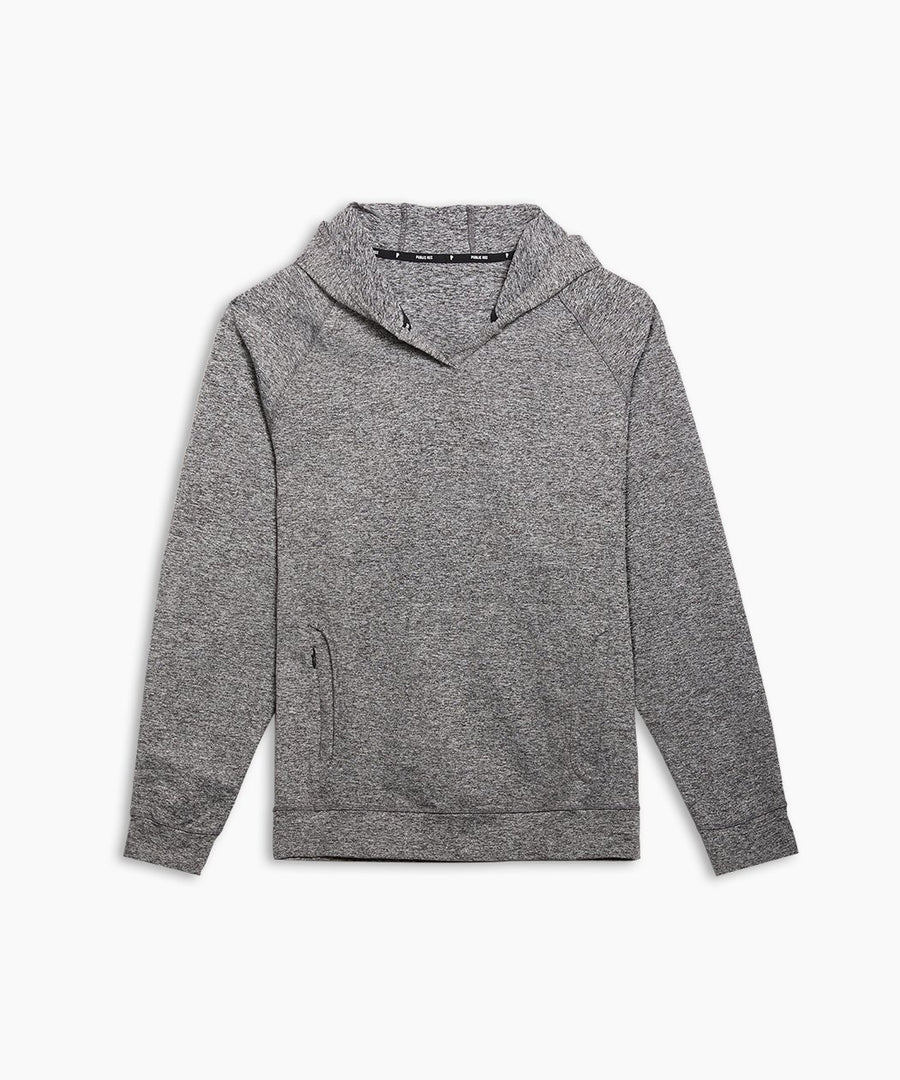 Politan Hoodie | Men's Heather Black