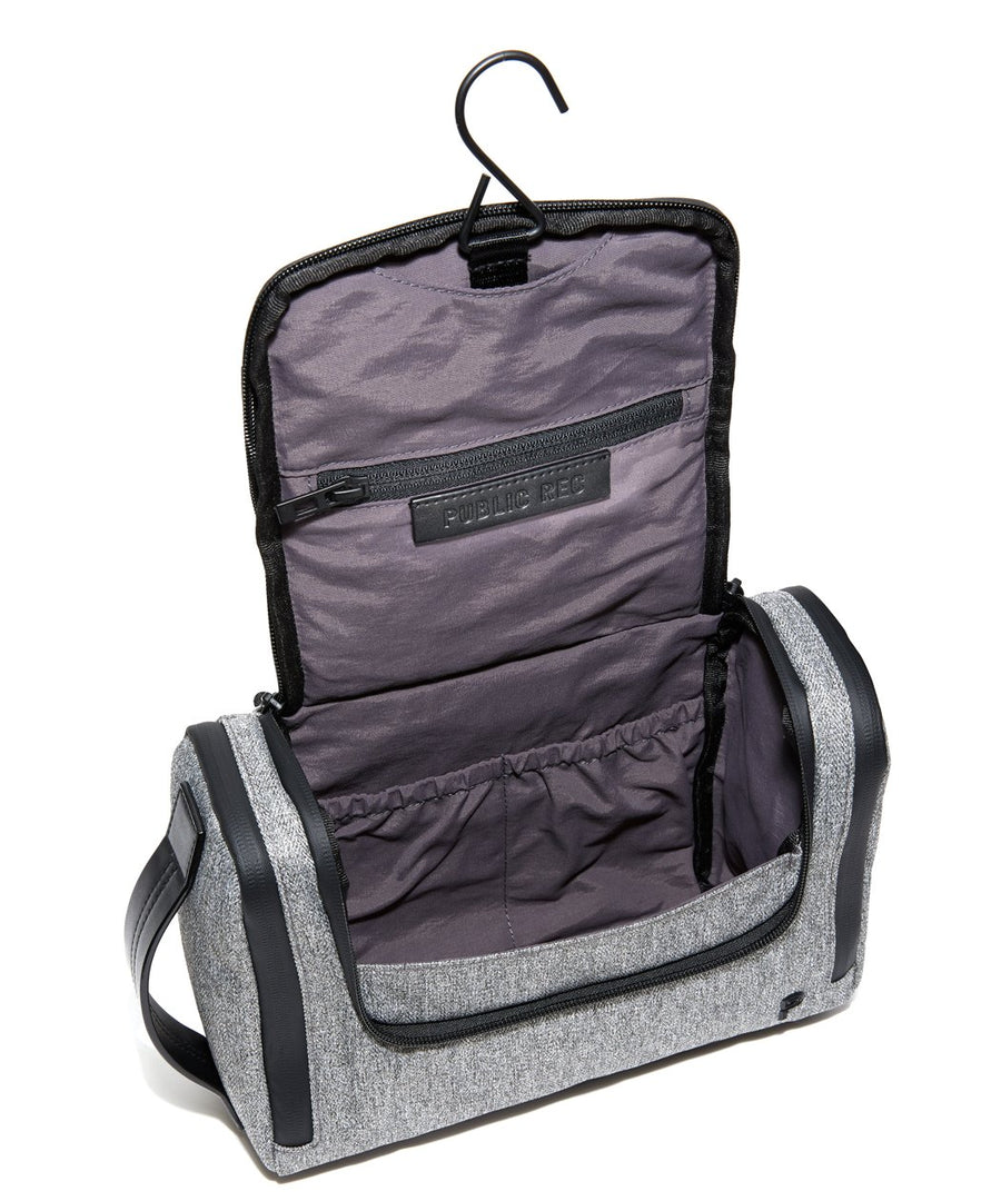 Pro Travel Kit | Men's Heather Grey