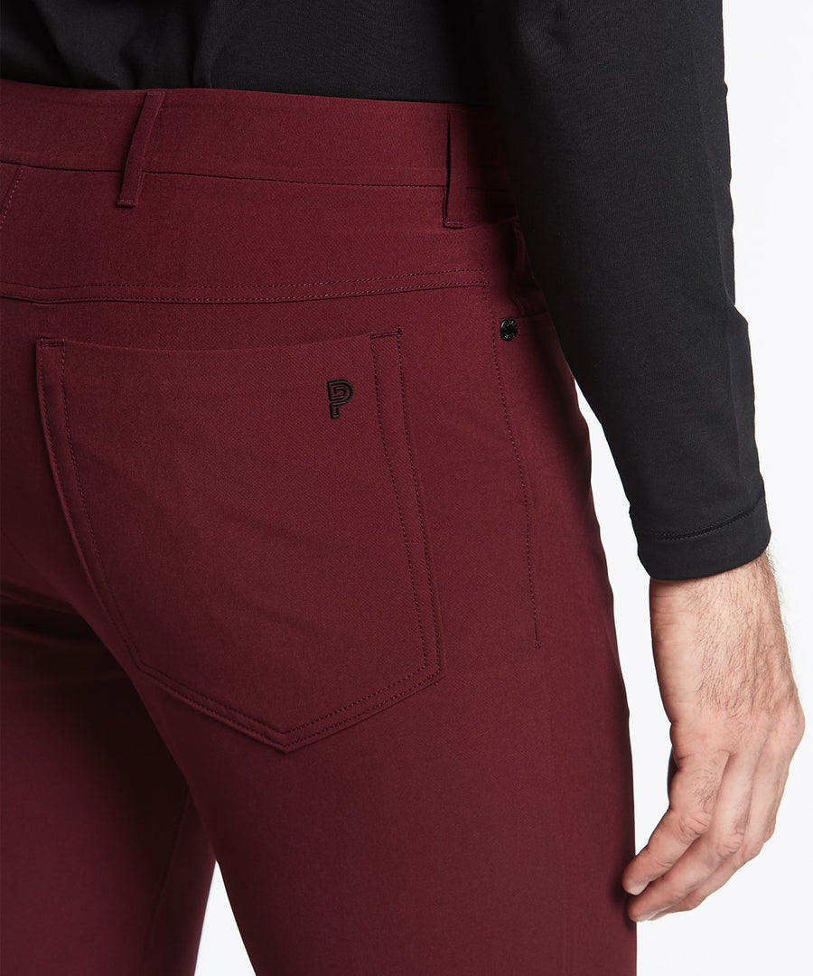 Workday Pant | Men's Maroon