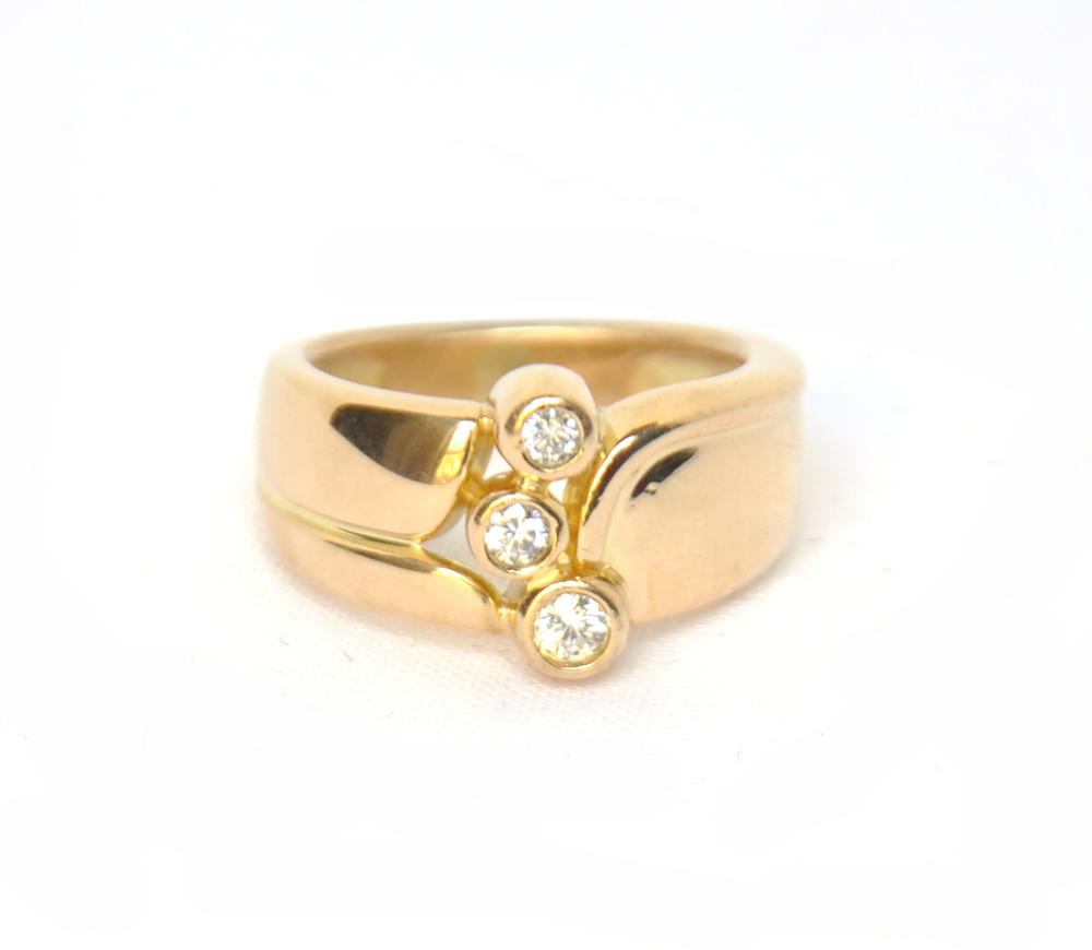 products with band pave diamond ring studio grey gold bands natural img
