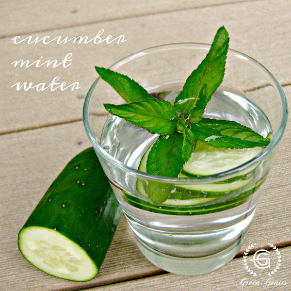 Refreshing summertime hydration!