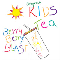 Kids Tea - Berry Berry Blast
