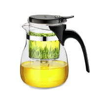 Single cup infuser pot