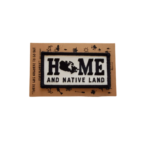 HOME and Native Land Patch