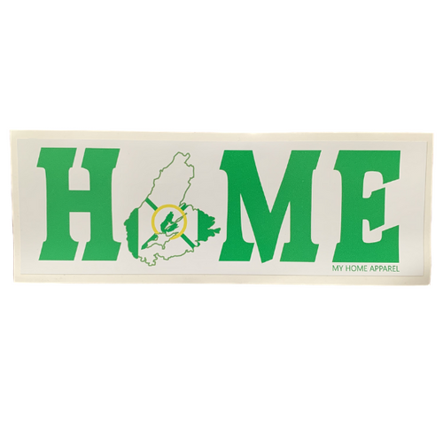 Cape Breton HOME Bumper Sticker/Decal