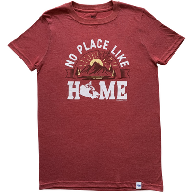 No Place Like Home Canada Unisex T-Shirt