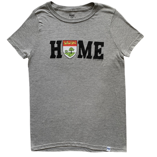 Alberta HOME Tone-on-Tone Crew Neck