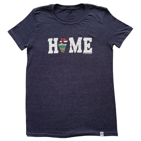 Alberta HOME Flag Unisex T-shirt